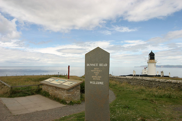most northerly point mainland britain