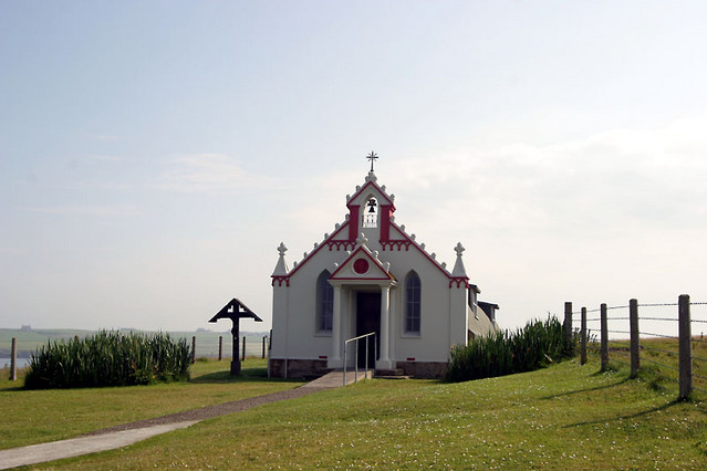 italian chapel