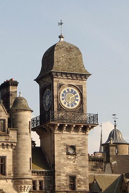dunrobin clock tower