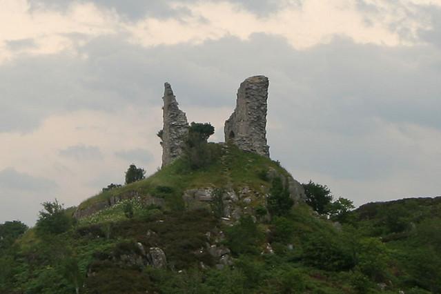 castle moal