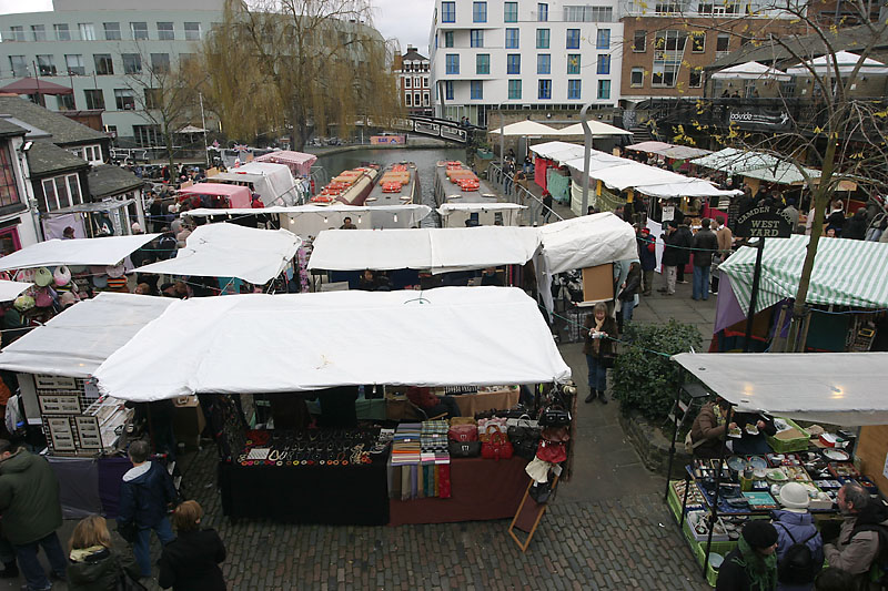 Camden Market Photo