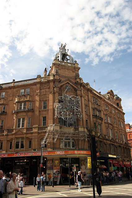 London Hippodrome Photo / Picture / Image : Leicester Square West ...