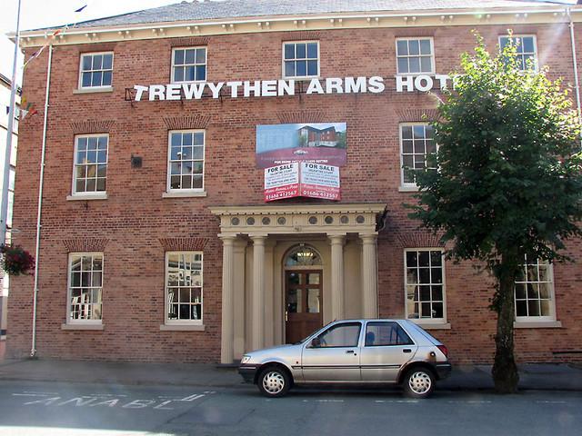 trewythen arms hotel