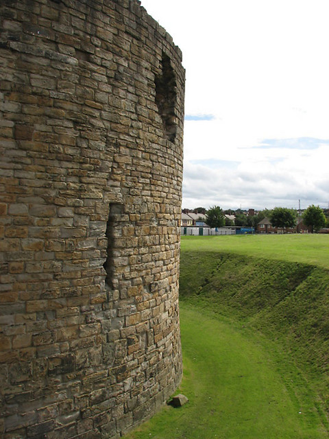 tower and ditch