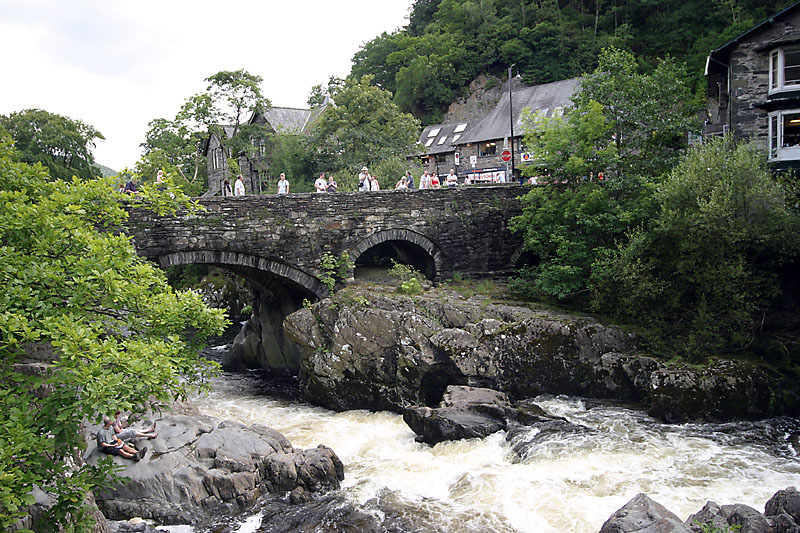 Betws-y-Coed Photo