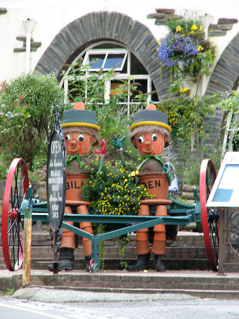 bill and ben the flower pot men