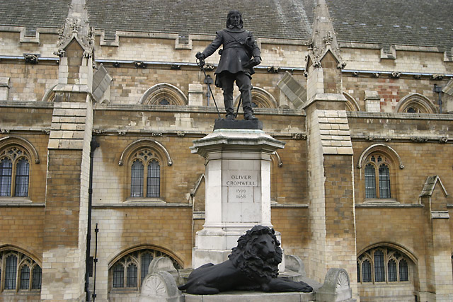 westminster oliver cromwell