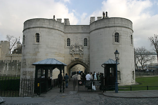 tower entrance
