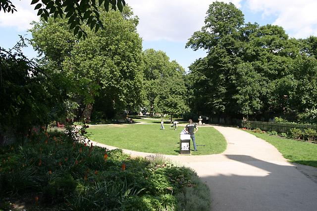 st georges gardens