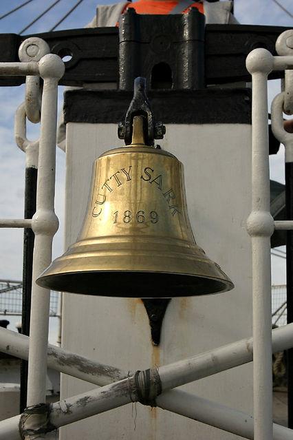 cutty sark bell