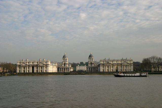 old royal hospital across f