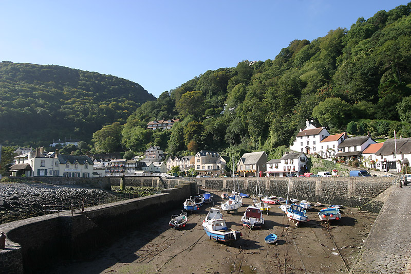 Lynmouth Photo