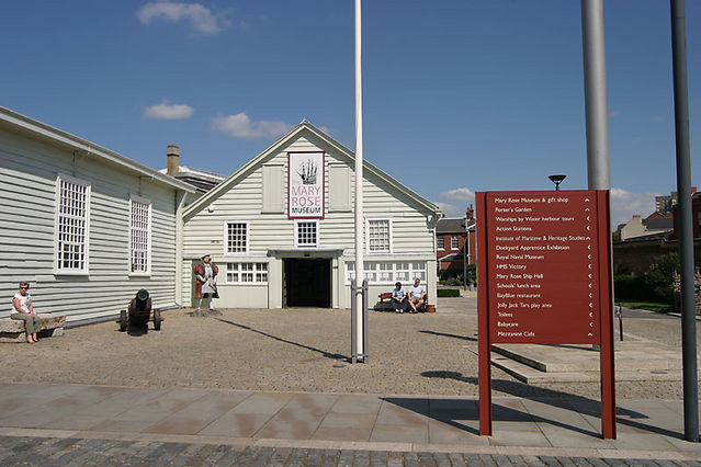 mary rose museum