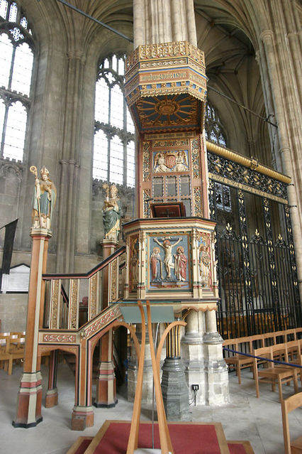 Canterbury Cathedral Photo Picture Image Uk