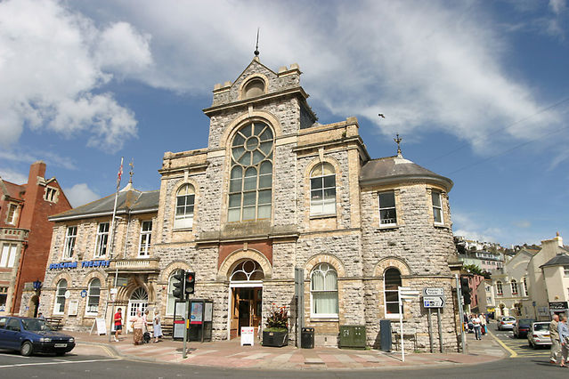 brixham theatre