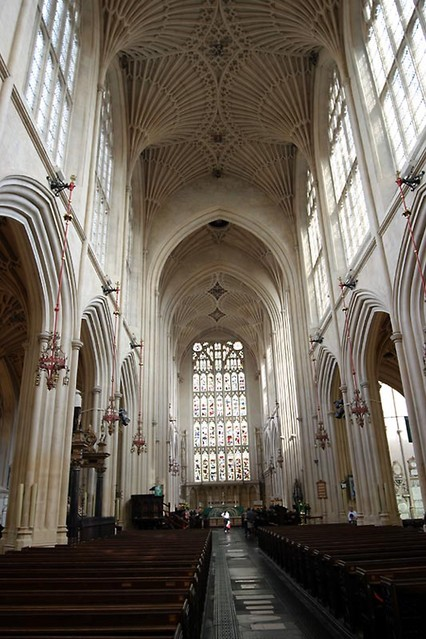 nave fan vaulting