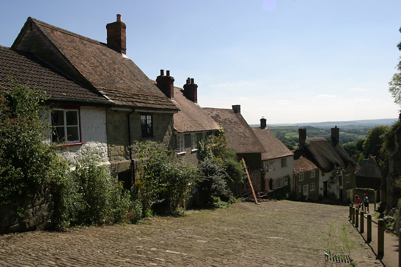 Shaftesbury Photo