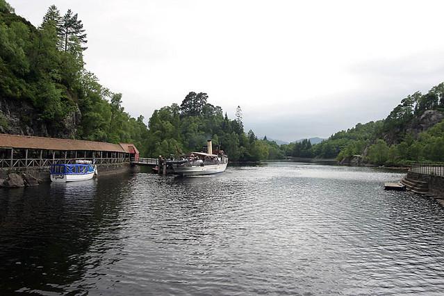 steamboat katrine