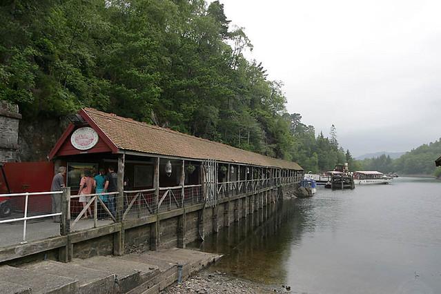 Trossachs Pier Photo / Picture / Image : Loch Katrine Lochs Loch ...