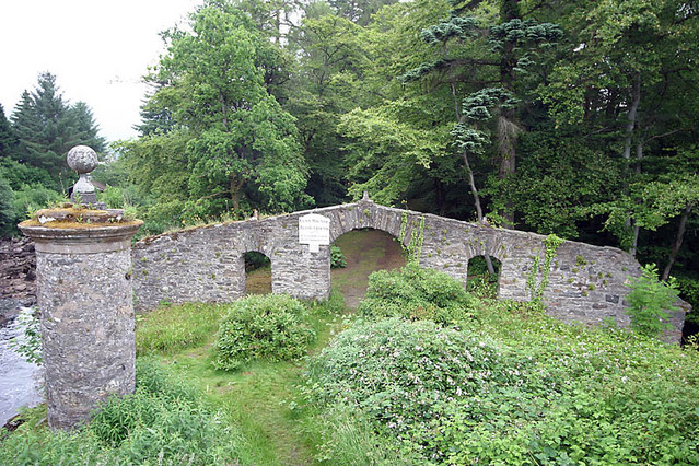 clan macnab burial grounds