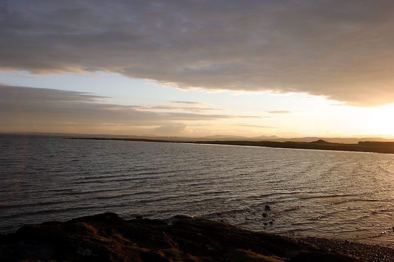 Fife Wild Camping Photo / Picture / Image : Shell Bay ...