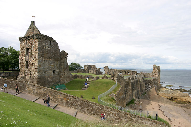 St Andrews Castle Photo