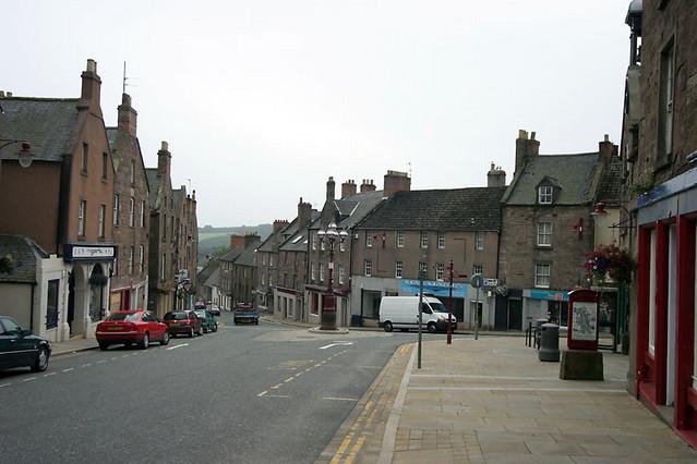 Dating steder i angus scotland