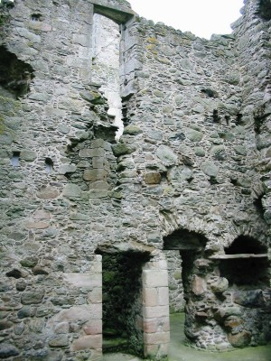 Glenbuchat_Castle_Wall