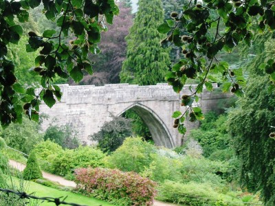 Kildrummy_Castle_Bridge