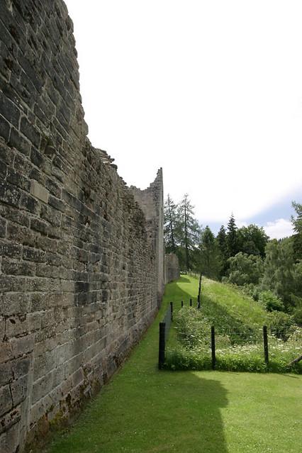 rear walls
