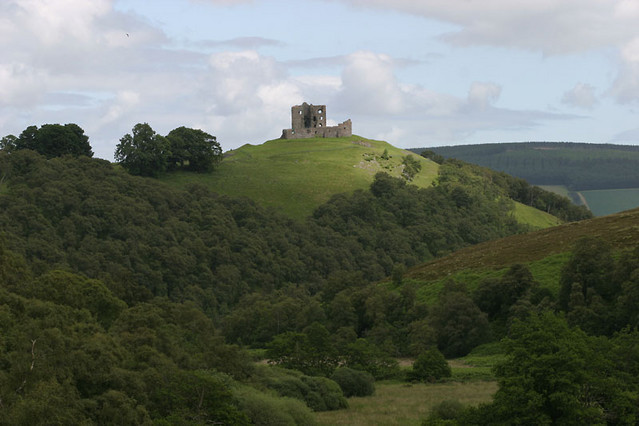 Auchindoun Castle