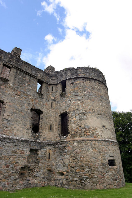 tower earl of atholls lodging