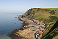Crovie Map - Street and Road Maps of Aberdeenshire  Scotland UK