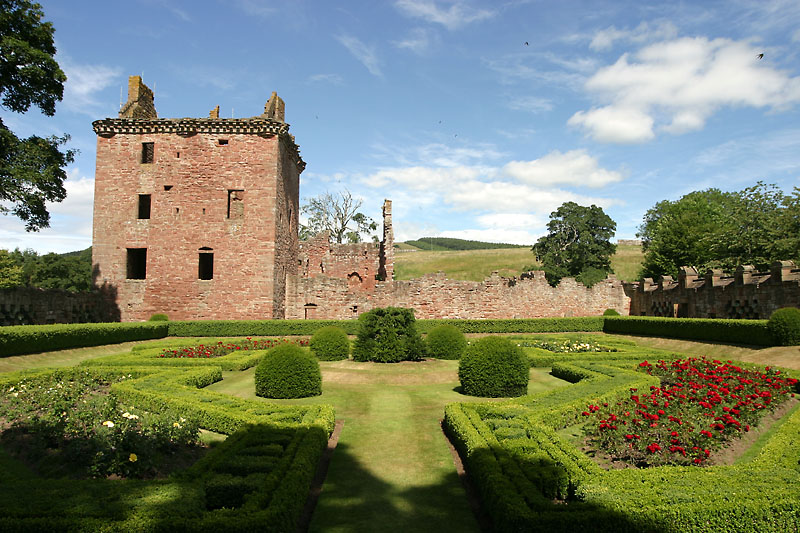 Edzell Castle Photo