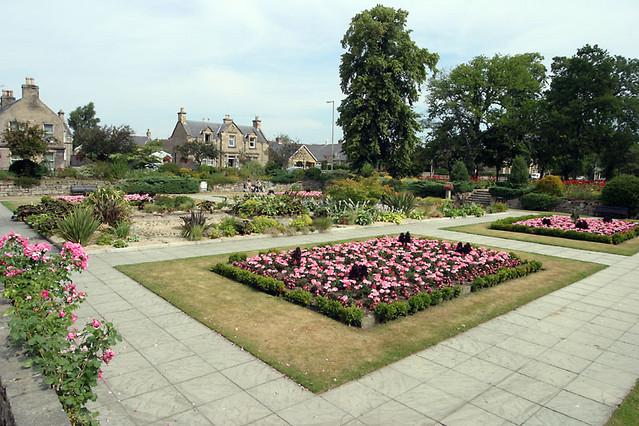grant park flowers