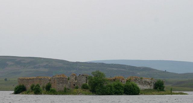 Lochindorb Castle