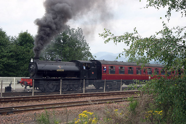 Strathspey Steam Train Photo